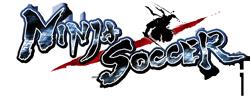 忍者サッカーロゴ